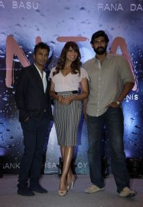 Bipasha Basu and Rana at NIA PM_16