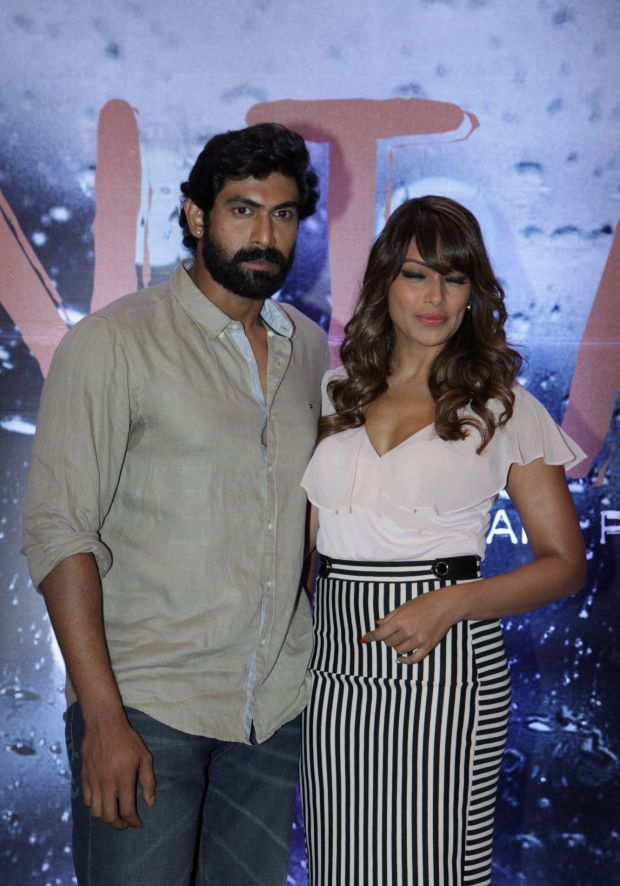 Bipasha Basu and Rana at NIA PM – IBO