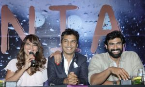 Bipasha Basu and Rana at NIA PM_2