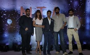 Bipasha Basu and Rana at NIA PM_4