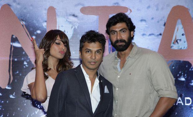 Bipasha Basu and Rana at NIA PM_7