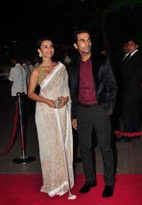 Celebs photos at Arpita Khan Wedding Reception