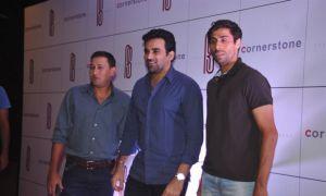Celebs at Rohit Sharma party - IBO