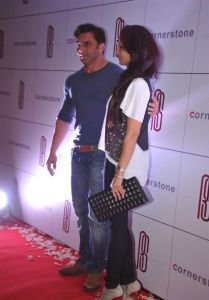 Celebs at Rohit Sharma party_8