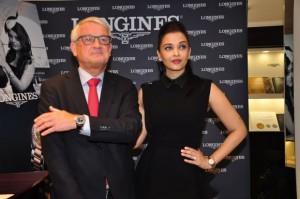 Aishwarya Rai Latest Stills At Longines Boutique