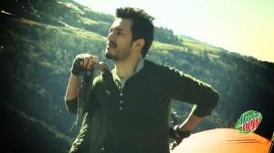 Akhil Mountain Dew Ad photos