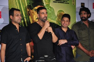 Bollywood-Baby Movie First Look Launch