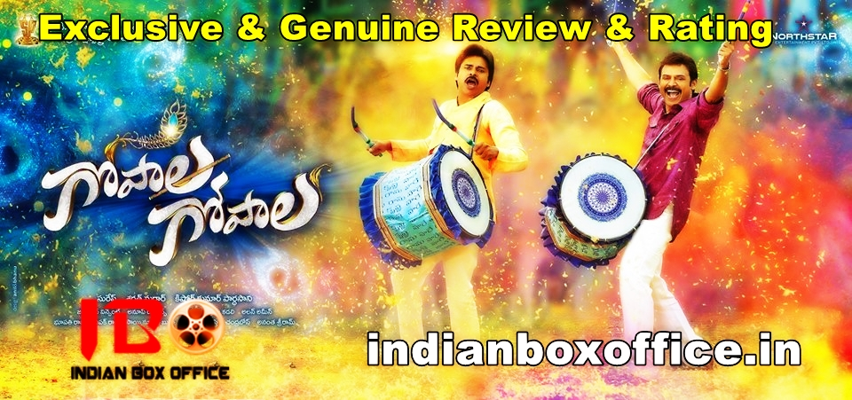 Indian box office review of gopala gopala