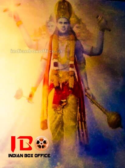 pawan kalyan as lord krishna
