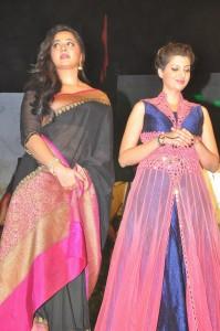 Anushka, Hamsanandini at Rudhramadevi Audio Launch (12)