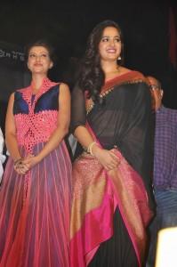 Anushka, Hamsanandini at Rudhramadevi Audio Launch (14)