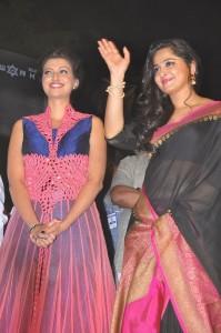 Anushka, Hamsanandini at Rudhramadevi Audio Launch (15)