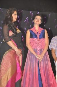 Anushka, Hamsanandini at Rudhramadevi Audio Launch (5)