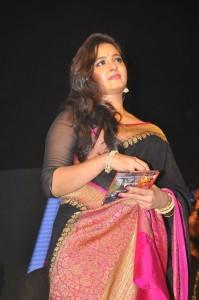 Anushka Stills at Rudhramadevi Audio Launch (13)