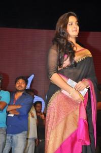 Anushka Stills at Rudhramadevi Audio Launch (15)