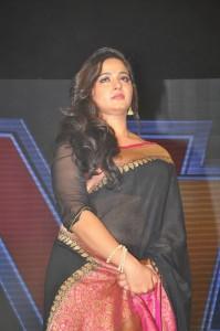 Anushka Stills at Rudhramadevi Audio Launch (18)