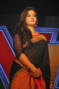 Anushka Stills at Rudhramadevi Audio Launch (19)