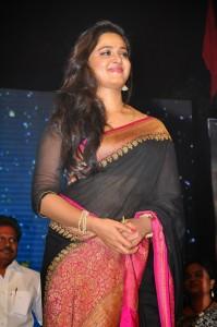 Anushka Stills at Rudhramadevi Audio Launch (4)