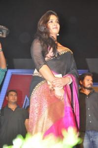 Anushka Stills at Rudhramadevi Audio Launch (5)