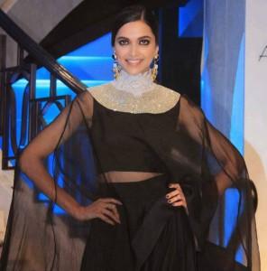 Deepika Padukone  At Lakme Fashion Week 2015 12