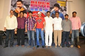 Jendapai Kapiraju Movie Thanks Meet Photos (14)