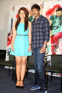 Jil Movie Theatrical Trailer Launch Photos (9)