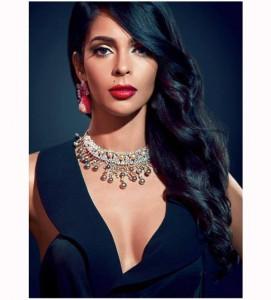 Mallika Sherawat poses for Harper Bazaar (1)