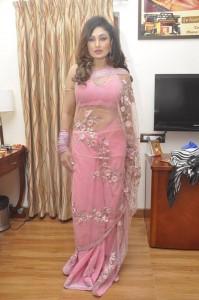 Ramya-Sri-Stills-At-O-Malli-Movie-Audio-Success-Meet-1
