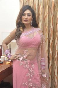 Ramya-Sri-Stills-At-O-Malli-Movie-Audio-Success-Meet-20