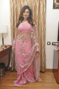 Ramya-Sri-Stills-At-O-Malli-Movie-Audio-Success-Meet-22