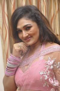 Ramya-Sri-Stills-At-O-Malli-Movie-Audio-Success-Meet-9