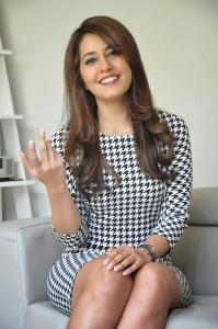 Rashi Khanna Stills at Jil Interview (29)