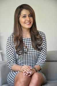 Rashi Khanna Stills at Jil Interview (30)