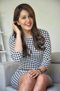 Rashi Khanna Stills at Jil Interview (31)