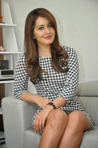 Rashi Khanna Stills at Jil Interview (32)