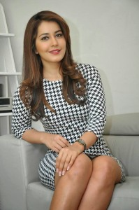 Rashi Khanna Stills at Jil Interview (33)