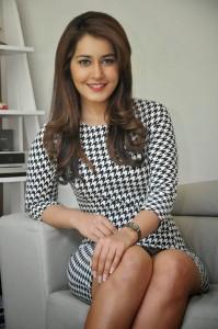 Rashi Khanna Stills at Jil Interview (34)