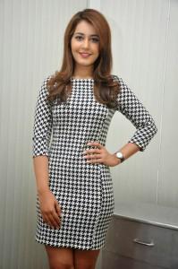 Rashi Khanna Stills at Jil Interview (42)