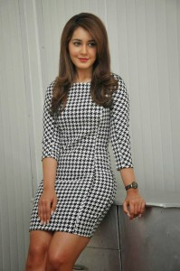 Rashi Khanna Stills at Jil Interview (45)