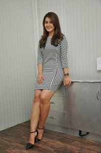 Rashi Khanna Stills at Jil Interview (52)