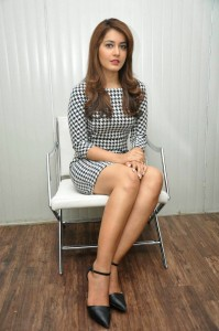 Rashi Khanna Stills at Jil Interview (55)