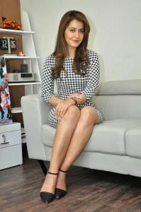 Rashi Khanna Stills at Jil Interview (61)
