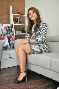 Rashi Khanna Stills at Jil Interview (63)