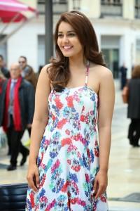 Rashi Khanna Stills in Jil Movie (4)
