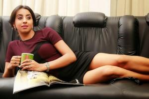 Sanjjana New Glam PhotoShoot Stills (27)
