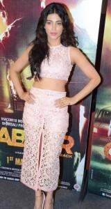 Shruti-Haasan-Stills-At-Gabbar-Is-Back-Trailer-Launch-3