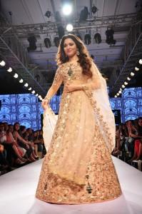Tamanna Stills at Lakme Fashion Week 2015 (2)