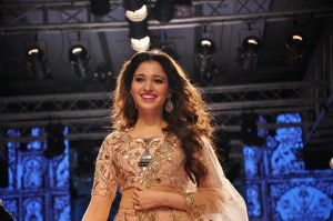 Tamanna Stills at Lakme Fashion Week 2015 (3)