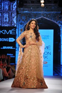 Tamanna Stills at Lakme Fashion Week 2015 (4)