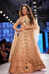 Tamanna Stills at Lakme Fashion Week 2015 (6)